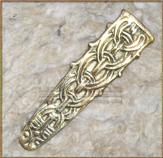 Norse chape belt end – c900-1100